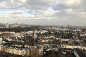 Blick vom DLF-Turm